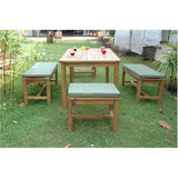 Anderson Teak Montage Madison Collection (SET-200) - American Teak