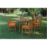 Anderson Teak Montage Saratoga Collection (SET-201) - American Teak