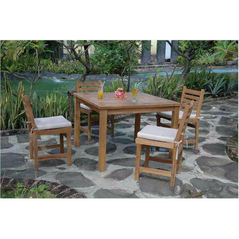 Anderson Teak Montage Windham Collection (SET-206) - American Teak