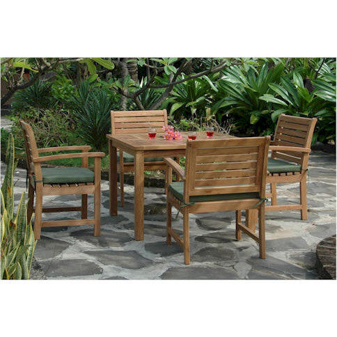 Anderson Teak Montage Victoria Collection (SET-207) - American Teak
