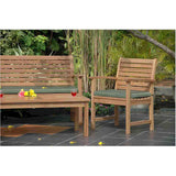 Anderson Teak Victoria Montage Coffee Table Collection (SET-230) - American Teak