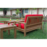 Anderson Teak SouthBay Deep Seating Collection (SET-251) - American Teak