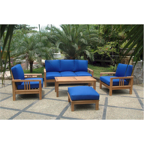 Anderson Teak SouthBay Deep Seating Collection (SET-253) - American Teak