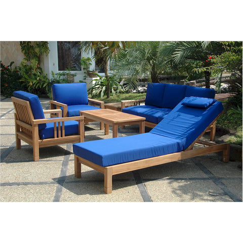 Anderson Teak SouthBay Deep Seating Collection (SET-254) - American Teak