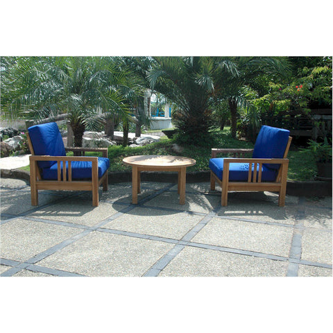 Anderson Teak SouthBay Deep Seating Collection (SET-256) - American Teak