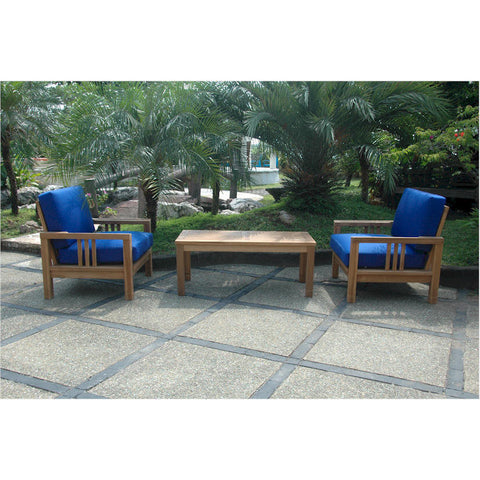 Anderson Teak SouthBay Deep Seating Collection (SET-257) - American Teak