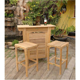 Montego Bar Set - American Teak