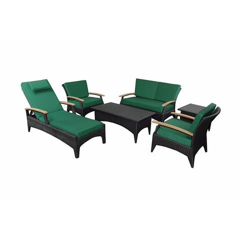 Anderson Teak Bellagio Deep Seating Collection - American Teak