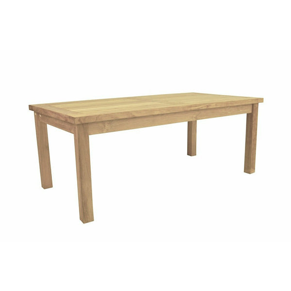 Anderson Teak Bahama Rectangular Coffee Table - American Teak