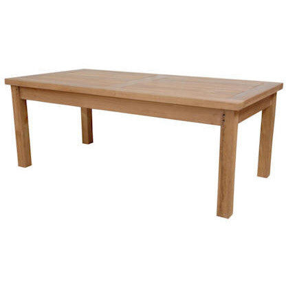 Anderson Teak Montage Rectangular Coffee Table - American Teak