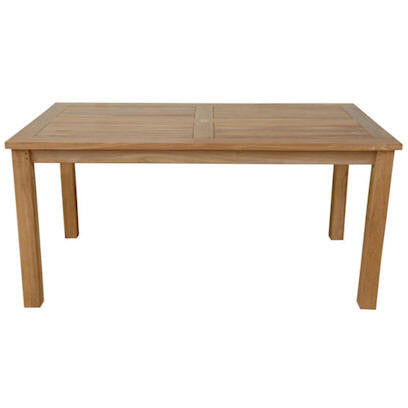 Anderson Teak Montage Rectangular Table - American Teak