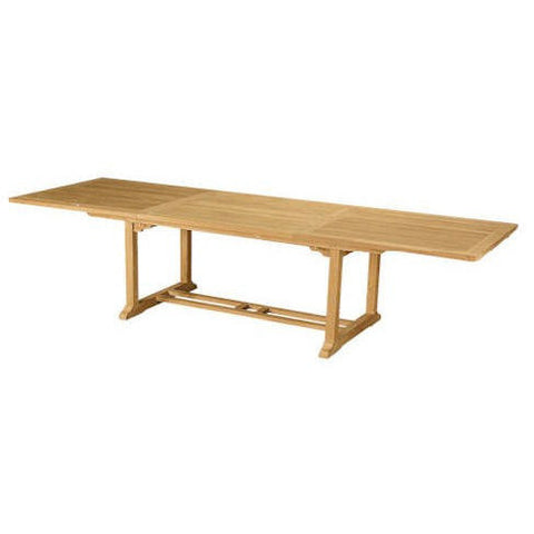 Anderson Teak Bahama 10-Foot Rectangular Extension Table - American Teak