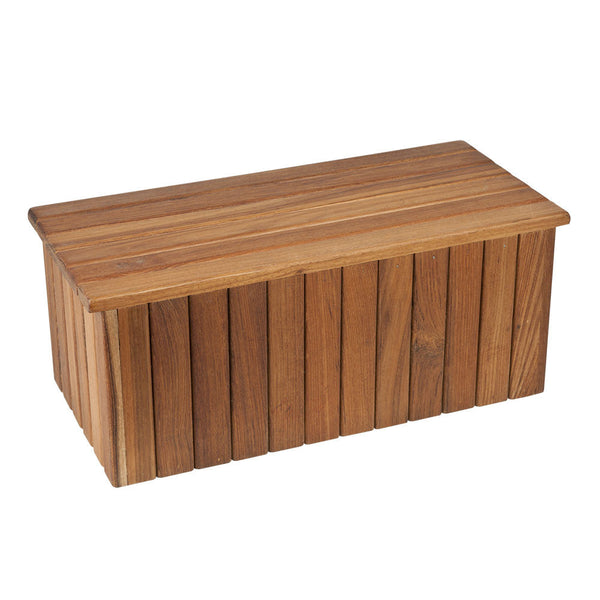 Teakworks4u Teak Spa Bench or Step - American Teak