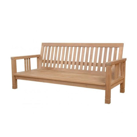 Anderson Teak Southbay Deep Seating Sofa DS-3013 - American Teak