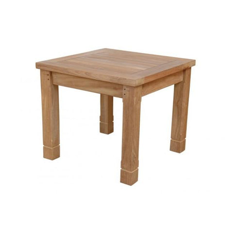 Anderson Teak Southbay Square Side Table DS-3015 - American Teak