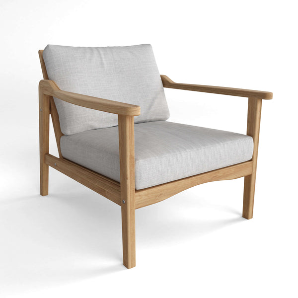 Amalfi Deep Seating Armchair - American Teak