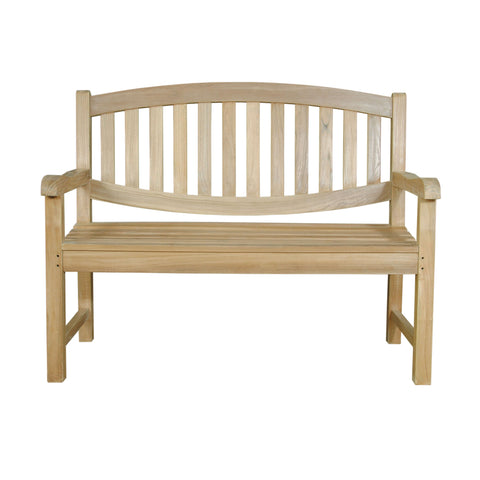 Kingston 2-Seater Bench - American Teak