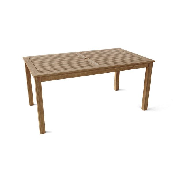 "65"" Rectangular Table - American Teak"