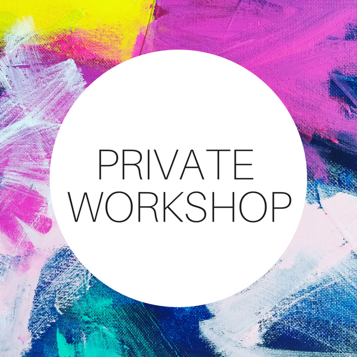Private Workshop | Rachael Flynn | 5 May 2018
