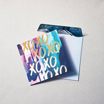 Greeting Card & Envelope Set | XOXO