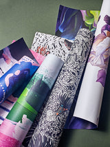 Double Sided Print Wrap Set