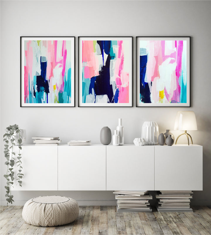 Garden of Enid Print Trio