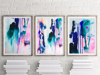 Turn Your Magic On Print Trio