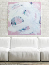 The Blush II | Framed