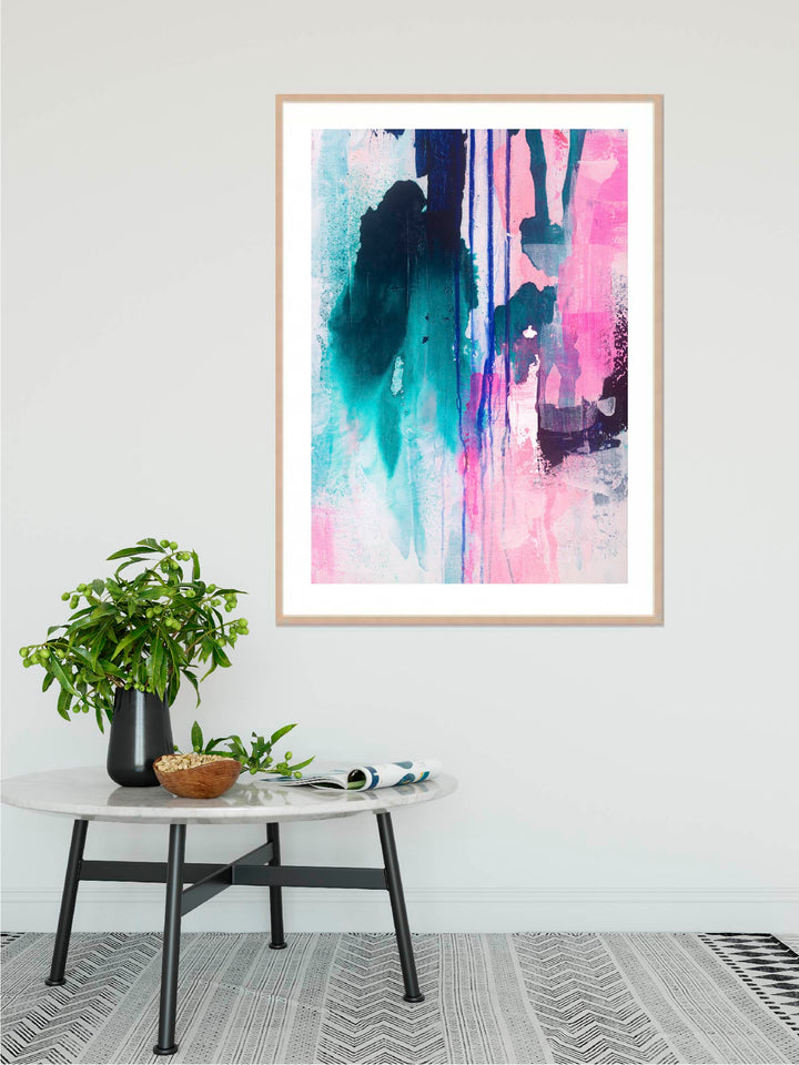 Deconstructed Magic I | Framed Print | A1