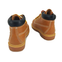 ZALU Kids Leather Boots