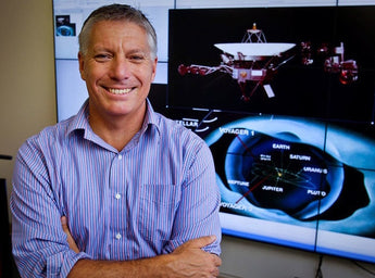 Breakfast with Dr. Gary Zank, Ph.D, Director Center for Space Plasma & Aeronomic Research