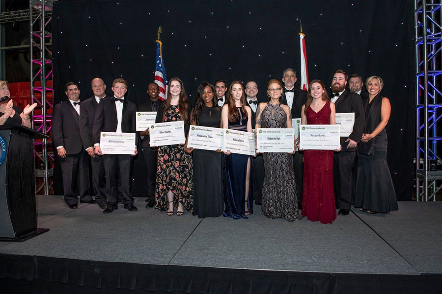 2018 VBMD Scholarship Winners