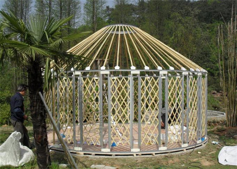 20ft. Kerouac DIY Yurt Kit