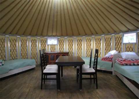 26ft. Watts Yurt House DIY Kit