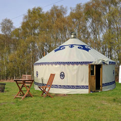 Image of 26ft. Watts Yurt House DIY Kit