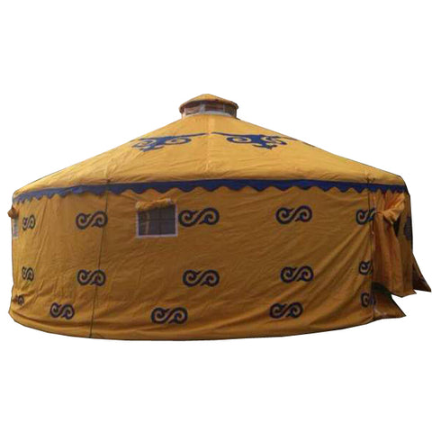 20ft Earhart Galvanized Steel Yurt Tent