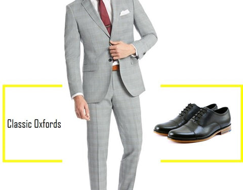 The Right Way To Match Formal Shoes With Suits Kings Retail