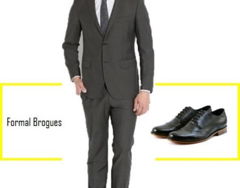 Formal Brogues