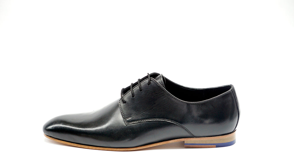 2436 4 Eyelet Derby - Kings Retail
