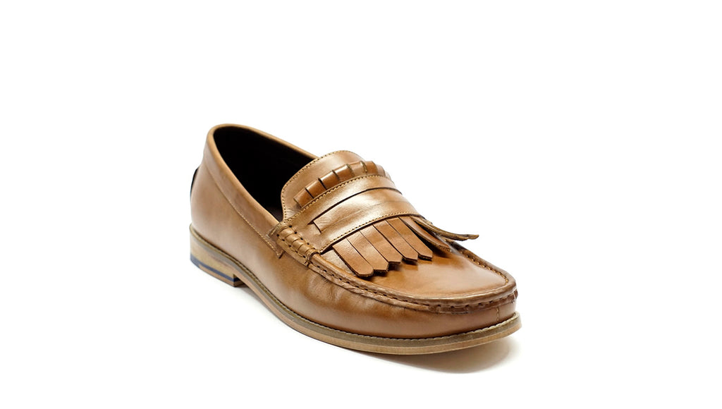 Loafers with Fringe - Kings Retail