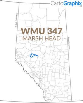 WMU 347 Marsh Head Map