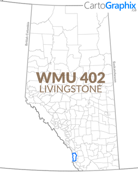 WMU 402 Livingstone Map