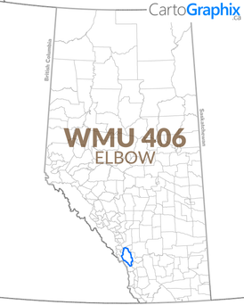 WMU 406 Elbow Map