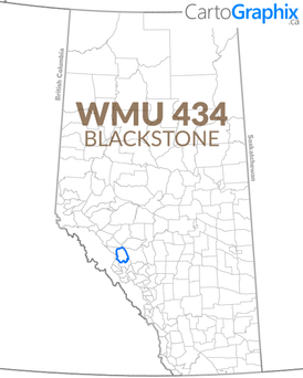 WMU 434 Blackstone Map