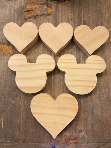 Home Line - 6 Piece Valentine's Day DIY Set