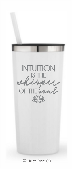 Intuition Is the Whisper of the Soul