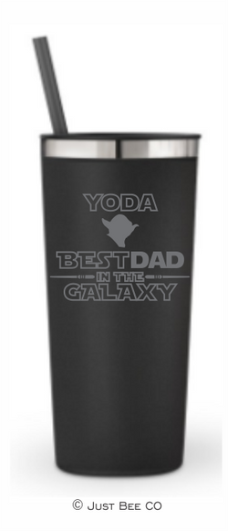 Yoda The Best Dad In the Galaxy