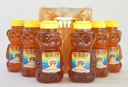 Packaged Honey