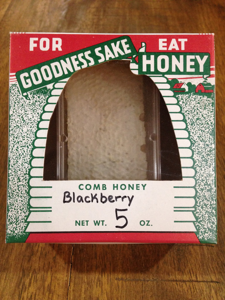 Cut Comb Honey