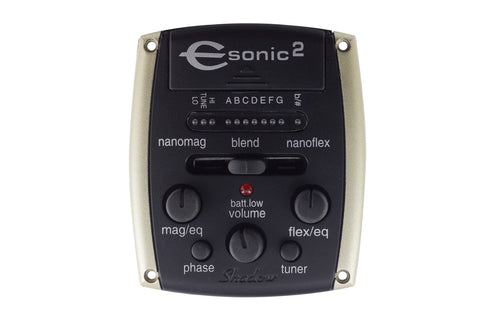 SH 007 CR E-Sonic Output Jack (Chrome)
